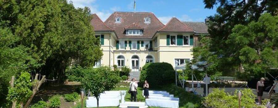 Beispiel: Außenansicht/ Gartenanlage, Foto: Inselglück - Die Nonnenau.