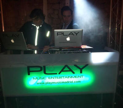 Play Music Madrid
