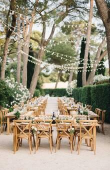 ©LeÉvénementsDeMorgane  mariage en extérieur