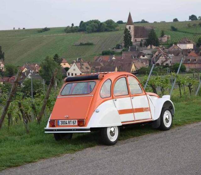 © Alsace en Deuche
