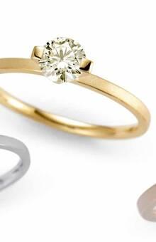 Trauringe Verlobungsringe Spannringe