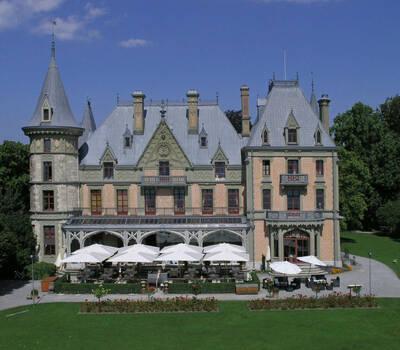 Beispiel: Außenansicht, Foto: Schloss Schadau Thun.