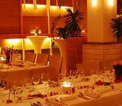 Beispiel: Hochzeitstafel, Foto: Das Seepferdchen.