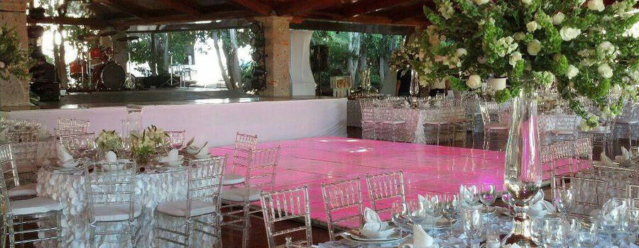 Luz y sonido para bodas en Guadalajara - Foto Hit Producciones