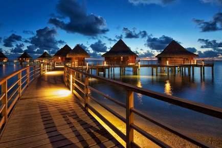 Cadeau Hotel Rangiroa Kia Ora Resort Spa 3 Nuits