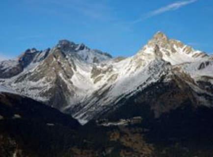 WE dans les Alpes