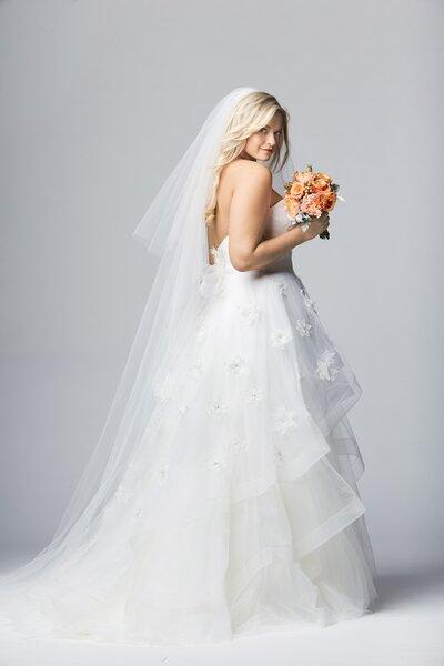 Suknia ślubna XL z kolekcji Wtoo Curve Collection