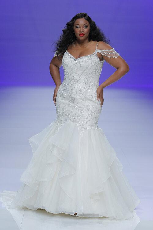 Ver vestidos de novia para mujeres gorditas