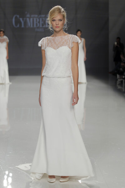 Cymbeline.  Credits : Barcelona Bridal Fashion Week(1)