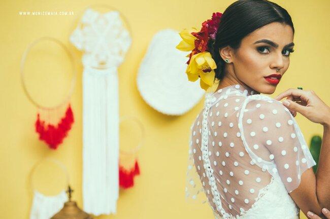 Vestido de noiva para casamento no civil modelos que voc - Amar atelier ...