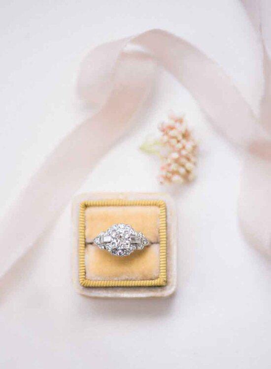 Verlobungsringe Im Vintage Style 2017 Zeitlos Zauberhaft
