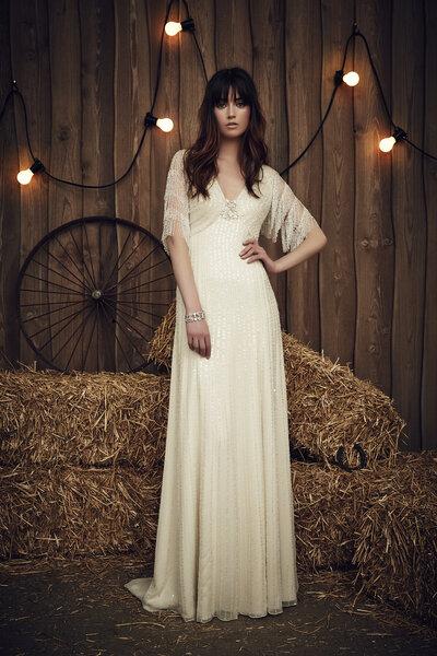 Savannah, Jenny Packham.