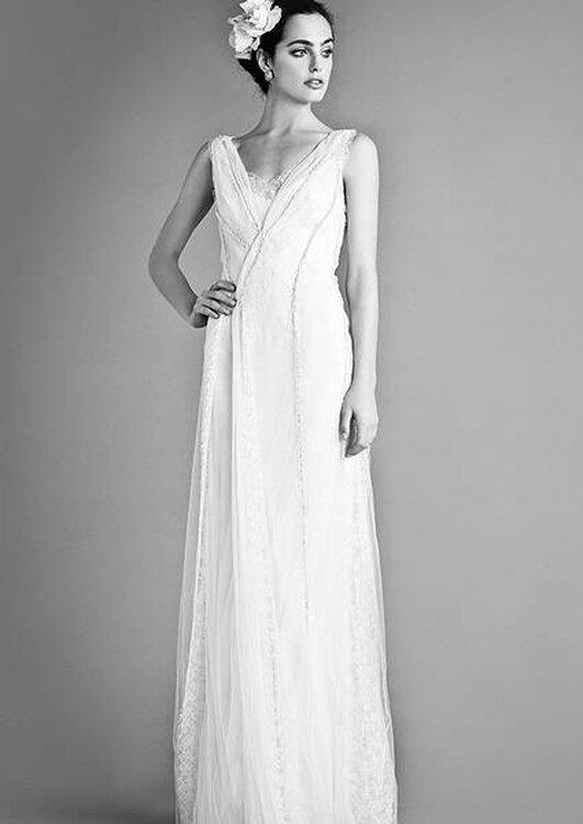 Romantische Brautkleider von Temperley London