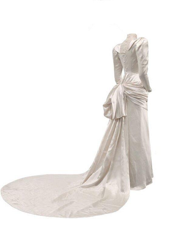 Robe de mariee balenciaga