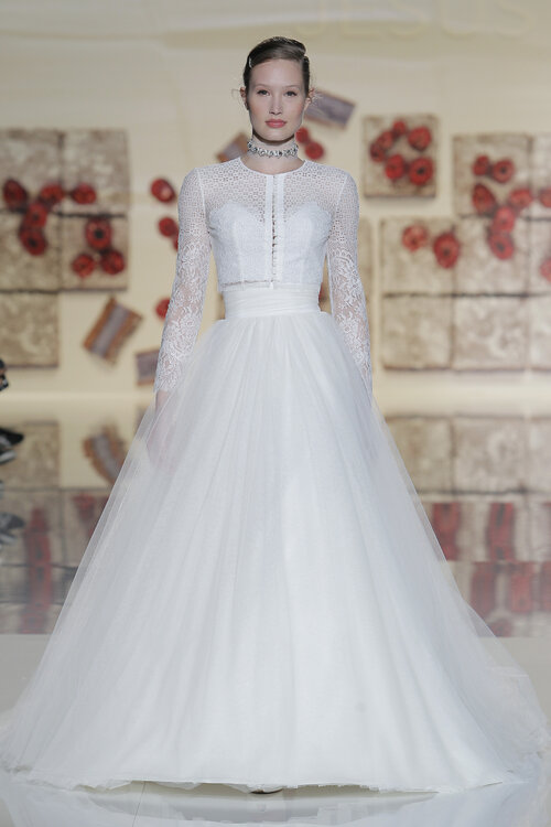 Princess-cut Wedding Dresses for 2017: 60 Spectacular Designs That ...