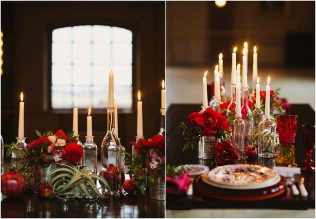 Decorazioni Matrimonio Natalizio : Santa claus is coming to zankyou decorazioni per il