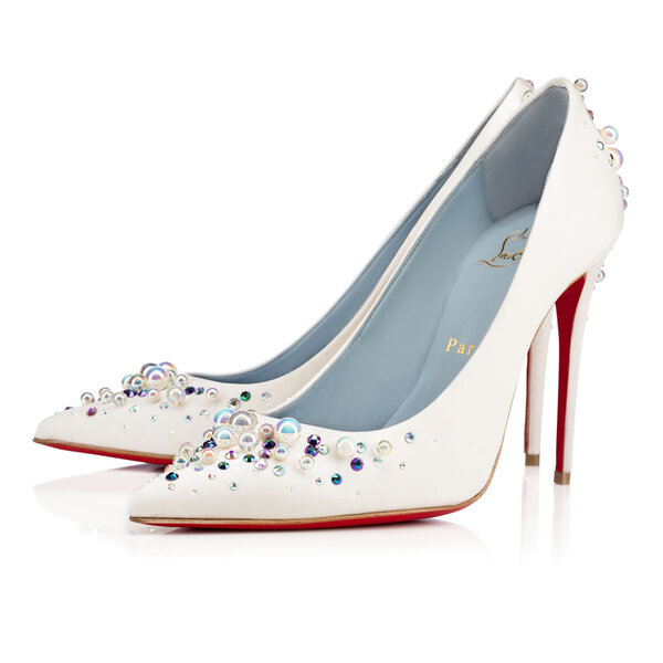 zapatos novia christian louboutin precios