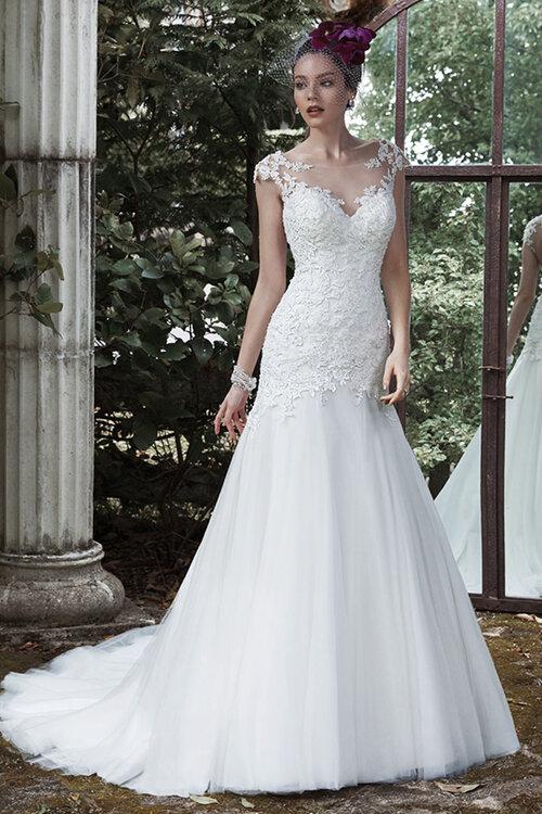 Unsere Favoriten der Maggie Sottero Brautkleider-Kollektion für den ...