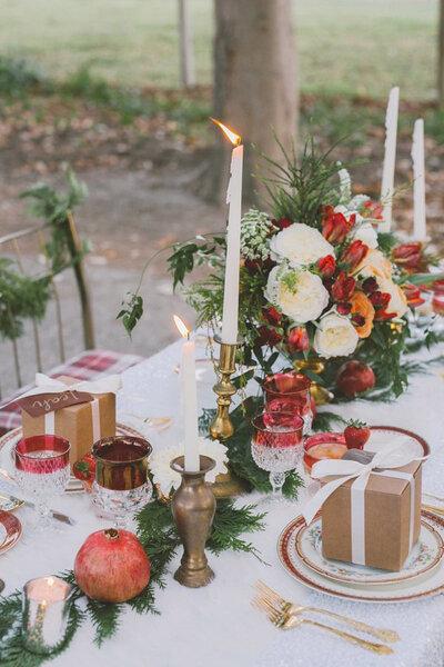 Dekoracje stołów weselnych 2017