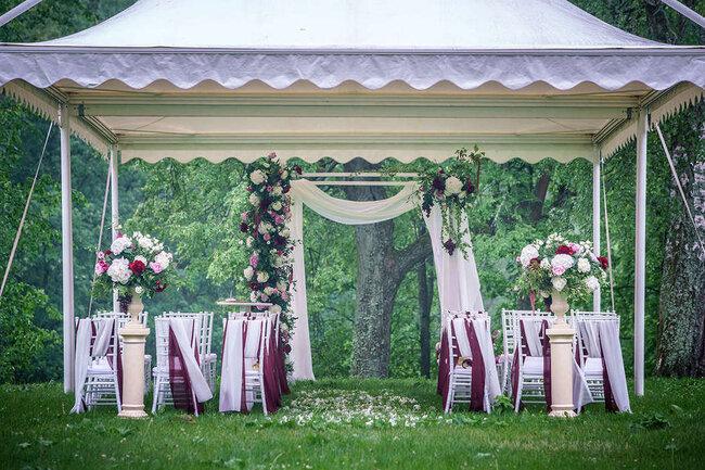 Идеи для мини-свадьбы