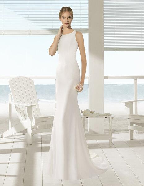 Vestidos de novia para mujeres con mucho pecho. ¡Siéntete cómoda y ...