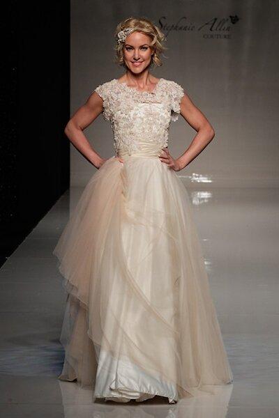 Stephanie Allin 2013 Bridal Collection