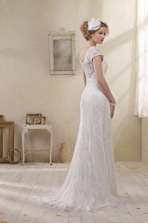 Brautkleider von Alfred Angelo: Die schönste Symbiose aus Moderne ...