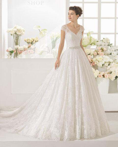 Los 100 mejores vestidos de novia 2017: Las tendencias must ¡sólo aquí!