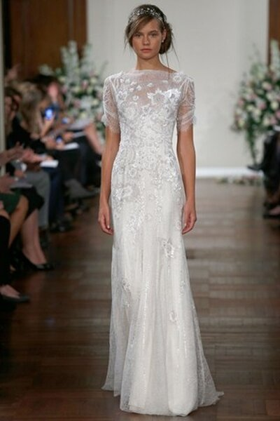 Jenny Packham Fall 2013 wedding dress