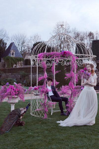 Direction artistique : French Antique Wedding