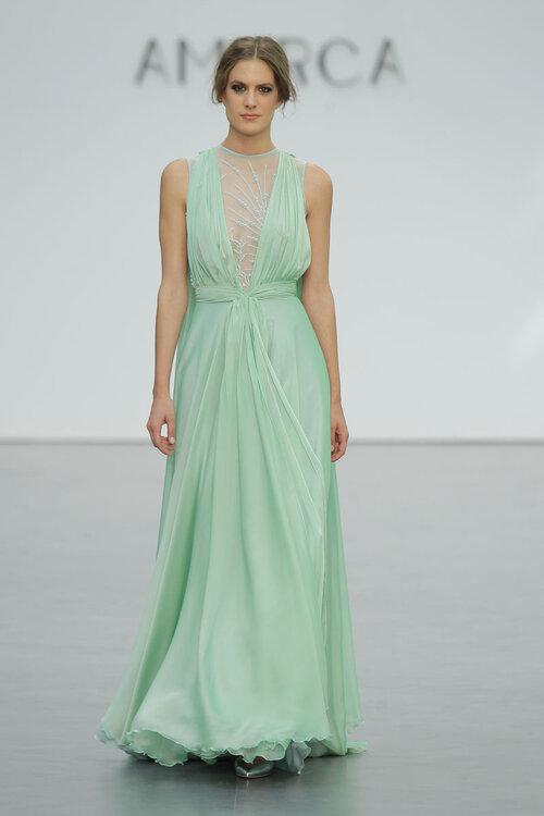 Entdecken Sie diese stilvollen Partykleider in Grün: Hochzeitsgäste ...