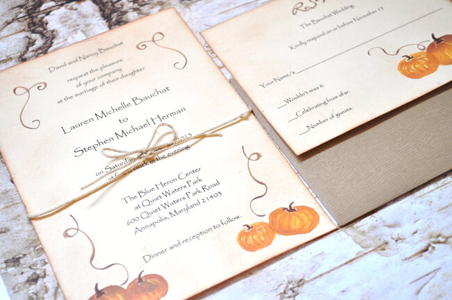 Trick Or Treat Add A Touch Of Halloween To Your Autumnal Wedding
