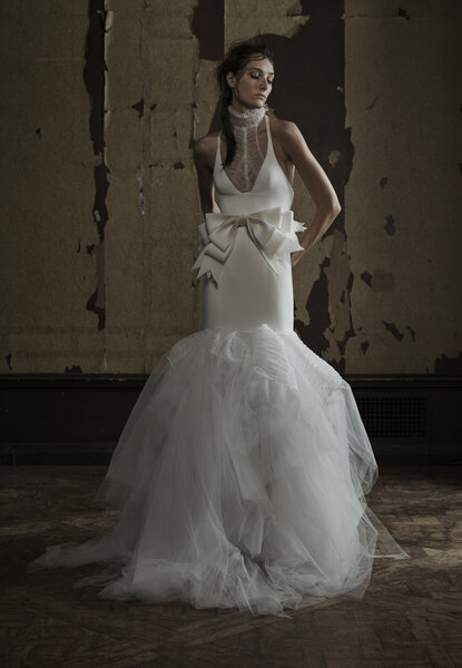 Brautkleider vonVera Wang 2016.