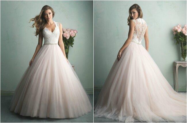 Allure Bridals trae una maravillosa colección que apuesta por las faldas estilo princesa.