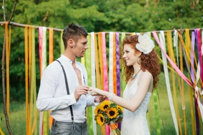Esther & Gabe's wedding - Photo: Bell Studio
