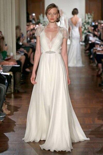 Fotos: Jenny Packham @ New York Bridal Fashion Week
