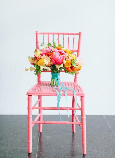 Les plus belles d corations de chaises de mariage en 2015 - Les plus belles chaises design ...