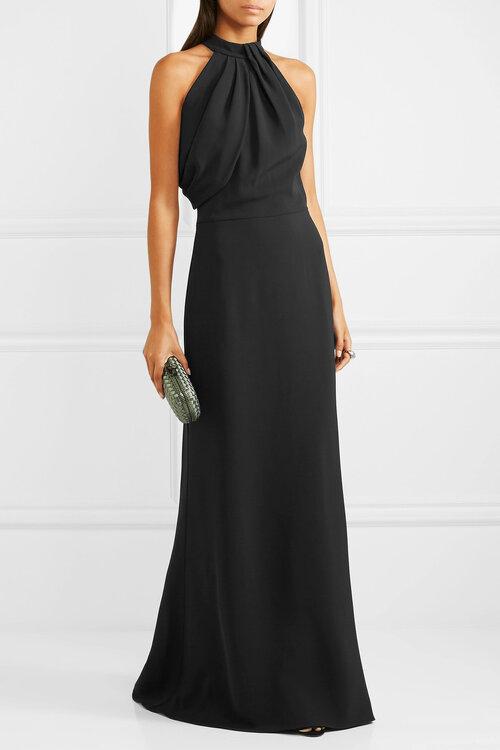 Vestidos de fiesta largos en color negro