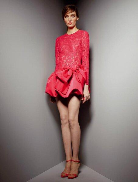 Sukienka na wesele z kolekcji Valentino 2013