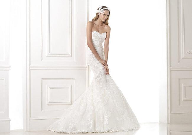 Pronovias Brautkleider 2015: Suchen Sie ein Brautkleid mit ...