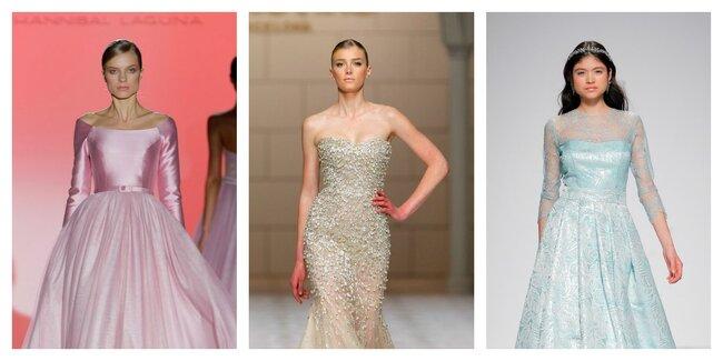 Suknia ślubna w innym kolorze niż biel