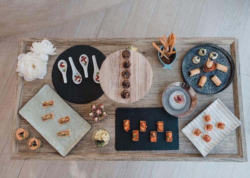 Mangoa Catering & Deco: el mejor catering junto con la mejor organización para celebrar tu boda