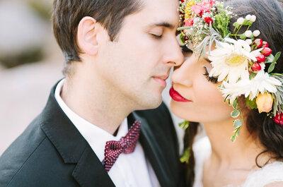 Casamento na Primavera: 5 elementos que não podem faltar