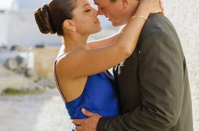 La boda de Gabriel y Carolina: ¡Bendito amor!