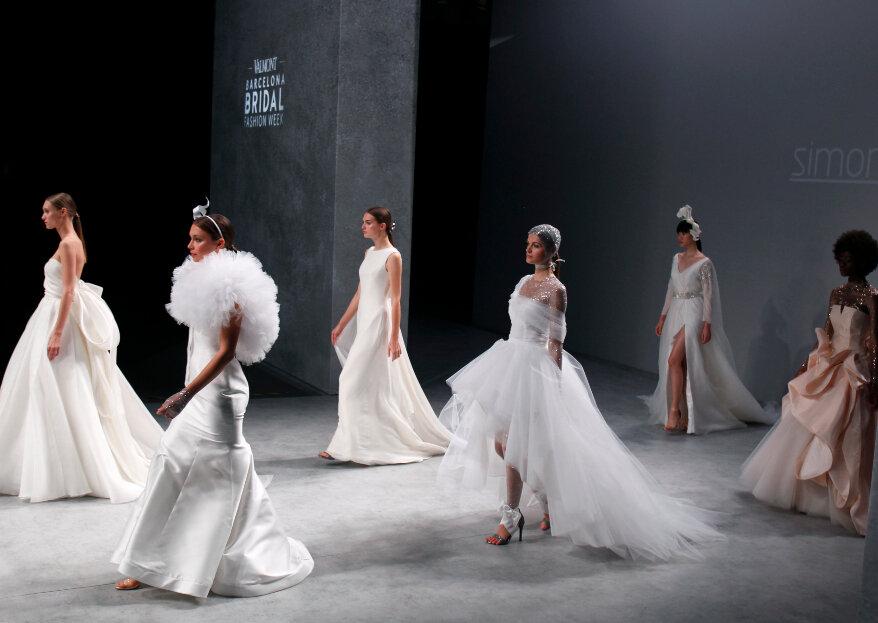 Valmont Barcelona Bridal Fashion Week 2020 começa já amanhã!