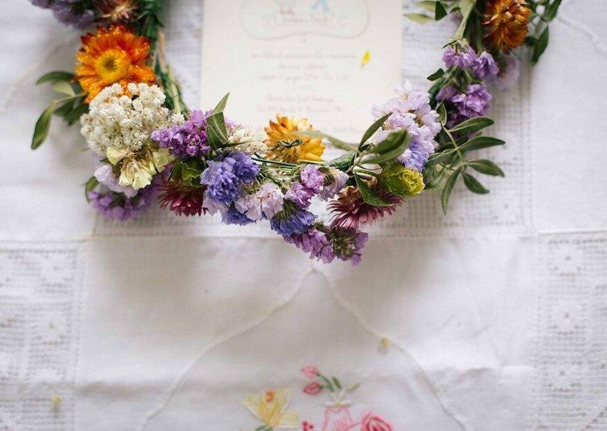 Una lista di domande da rivolgere alla vostra wedding planner durante il vostro primo incontro!