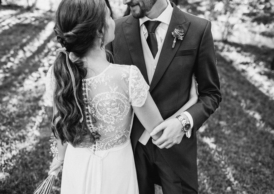 Alba May: fotos y vídeos de boda con altas dosis de amor