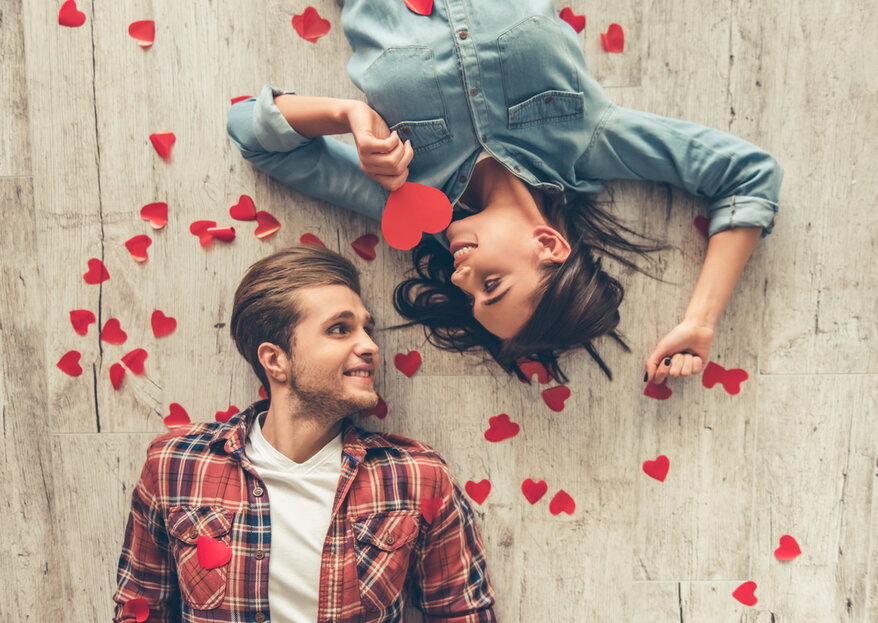 Valentinstag – Mit diesen 6 Ideen wird dieser Tag richtig romantisch!