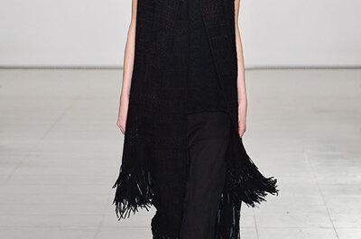 Semana da Moda de Londres: o melhor para o próximo Outono/Inverno