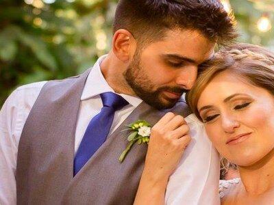 Casamento rústico e original de Dani & Gui: cerimônia emocionante e cheia detalhes diferentes!